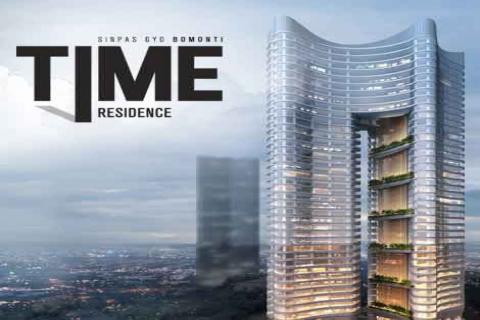 Bomonti Time Residence'ın internet sitesi açıldı!