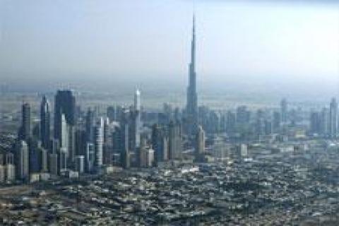 Burj Halife'nin gözlem