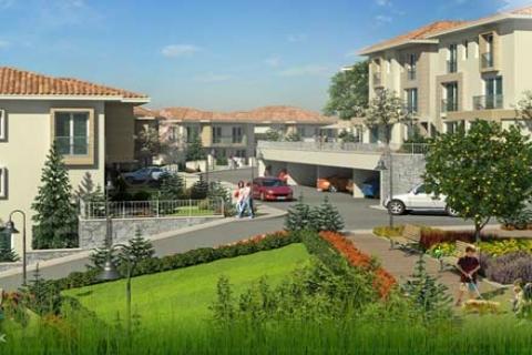 Asmalı Evler Dekar DK projesinde 159 metrekare villa 434 bin TL!