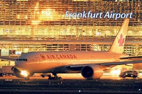 Frankfurt Havaalanı etrafındaki insanlar rahat uyusun diye gece uçuşları durduruldu!