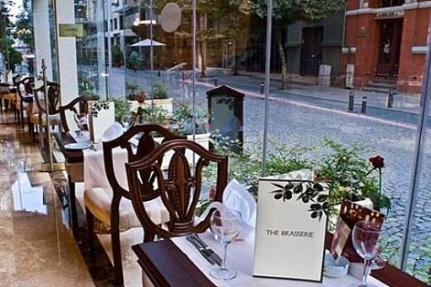 İstanbul restoranları Arap