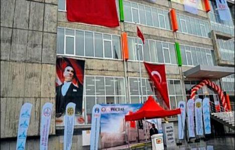 Çanakkale İÇDAŞ Biga Mesleki ve Teknik Lisesi açıldı!