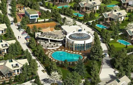 Valle Lacus Büyükçekmece 'de 1 milyon 500 bin dolara!