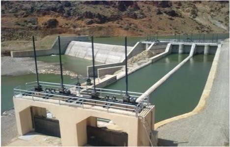 Akfen Holding Kavakçalı HES Projesi enerji üretimine başladı!