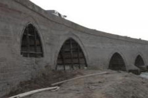 Yozgat'taki tarihi köprüler restore edilecek!