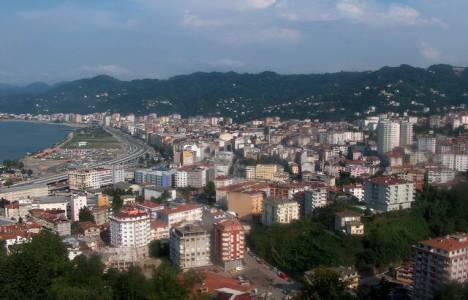 Trabzon'da satılık gayrimenkul: