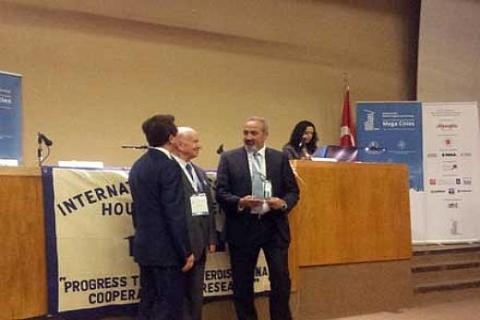 Soyak, 38. Dünya Konut Bilimleri Kongresi'ne platin sponsor olarak katıldı!