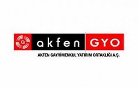 Akfen GYO'nun ilk 6 aylık net kazancı 16 milyon 695 bin 785 TL!