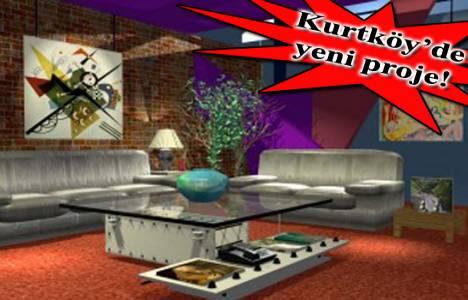 Asia Studio Residence Kurtköy'de yükseliyor! Metrekare 3 bin TL!