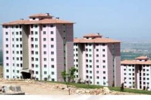 Malatya'da TOKİ'nin 100