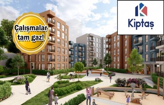 KİPTAŞ Tuzla Meydan Evler'in inşaatında son durum ne?