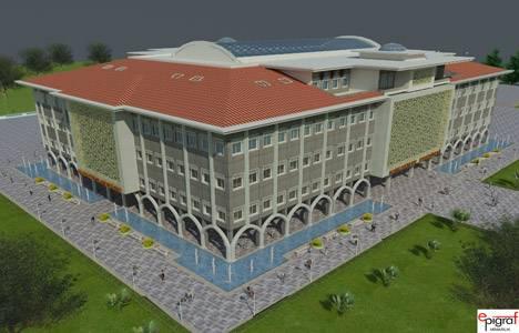 Sancaktepe Belediyesi yeni hizmet binasının temeli bugün atılıyor!
