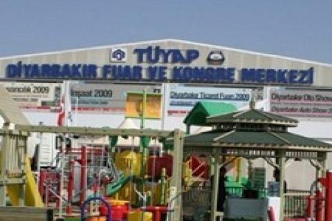 Diyarbakır'da İnşaat ve Belediye 2010 fuari açıldı!