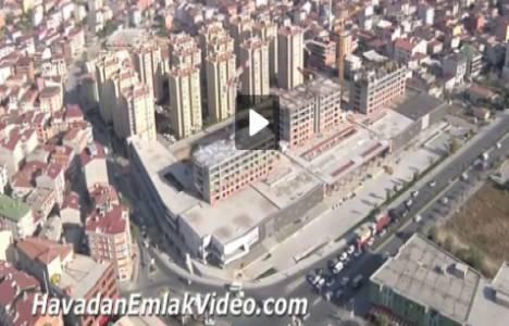 N Merkez projesinin havadan görüntüleri!