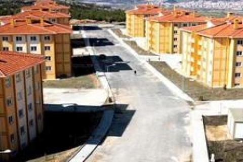 TOKİ, İzmir Selçuk'ta