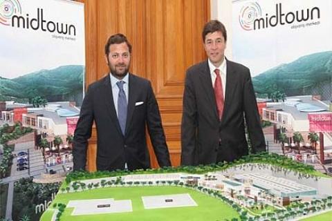 Bodrum Midtown AVM'nin yatırım bedeli 92 milyon euro!