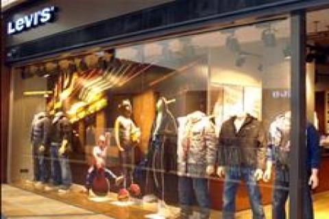 Levi's, Forum İstanbul ve Ankara Gordion AVM'de mağaza açtı