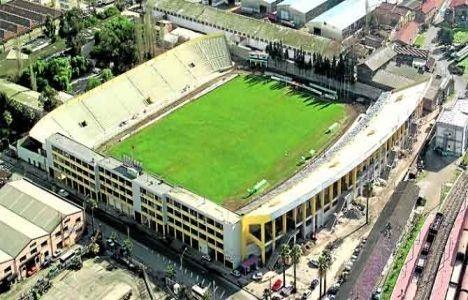 İzmir Alsancak Stadı için çalışmalar hızlandı!