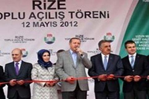 Başbakan Erdoğan'dan 425