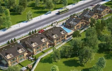 Zekeriyaköy'ün iddialı projesi İrokokonakları'nda 600 bin dolara!