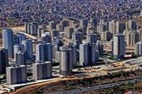 Emlak Konut GYO Batı Ataşehir'e park yaptırıyor!