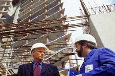 Türkiye müteahhitlik işlerinde dünyada ikinci sırada