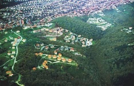 Alemdağ'daki 2B arazilerinin metrekare rayiç değeri 6 bin 500 TL!