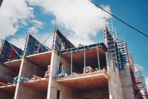 Muş'ta inşaat sektörü zor günler geçiriyor