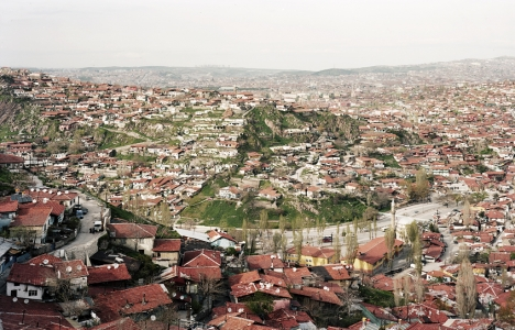 Ankara Mamak'ta gecekondular modern yapılara dönüşüyor!