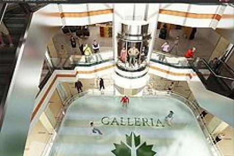 Galeria AVM'de maya