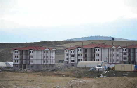 TOKİ Ankara Beypazarı'nda