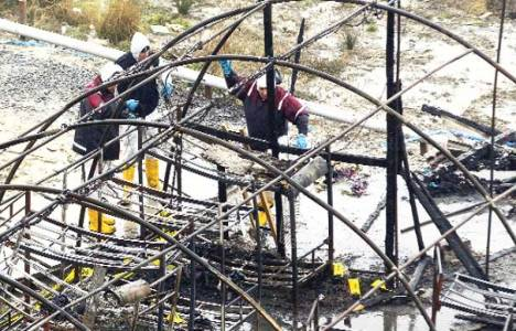 Esenyurt'taki AVM şantiyesi yangınında yargı süreci devam ediyor!