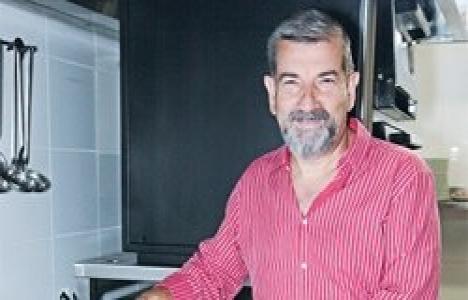 Murat Çelikkanat, ilk restoranını Ataşehir'de açtı!