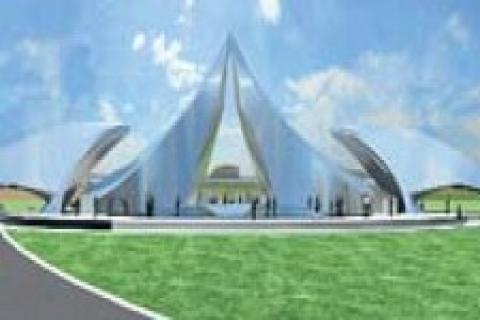 İnsanlık Anıtı'nın mimarından Hava Kuvvetleri'ne proje!