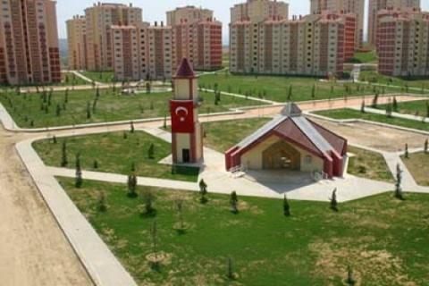 TOKİ Ankara Haymana'da satılık 17 daire! 193 TL taksitle!