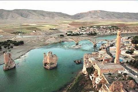 Mardin Hasankeyfliler'e Ilısu Barajı'nın faydaları anlatılacak!