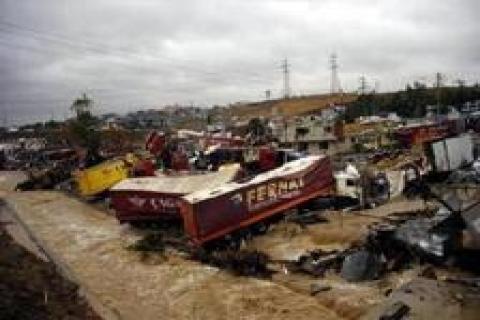 İstanbul'un 320 tır garajı ıslah ediliyor