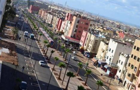 Yapı Merkezi, Casablanca tramvayını dün hizmete açtı!