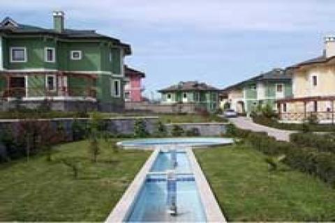 Yeşiloba Konakları'nda 450 bin Euro'ya! Son 12 villa!