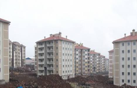 TOKİ Diyarbakır Çölgüzeli'nde