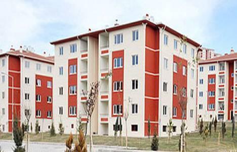 TOKİ Kütahya Çavdarhisar'da başvurular 15 Nisan'da başlıyor!