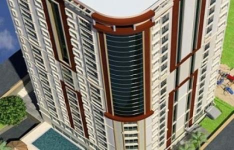 Ataşehir Gold Tower'da son 2 konut! 3+1 360 bin TL!