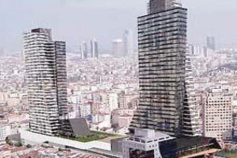 Mecidiyeköy'e 800 milyon dolarlık proje...