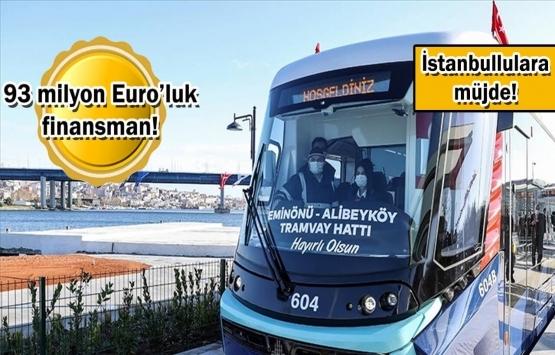 Eminönü- Alibeyköy Tramvay Hattı'nın 2. kısmı Aralık 2022'de açılıyor!
