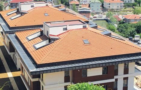 Onduline Avrasya, çatı
