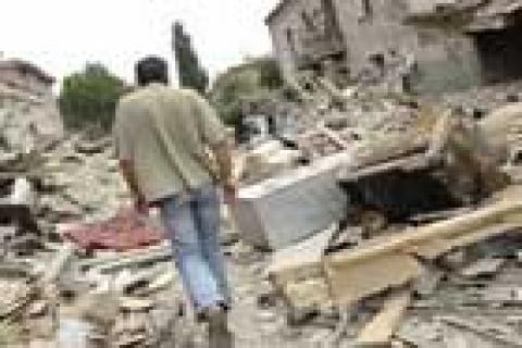TOKİ, yıkılan Gori'ye gidiyor