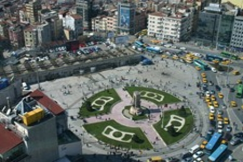 Taksim'i yayalaştırma projesine 2011 yılı içerisinde başlanacak!
