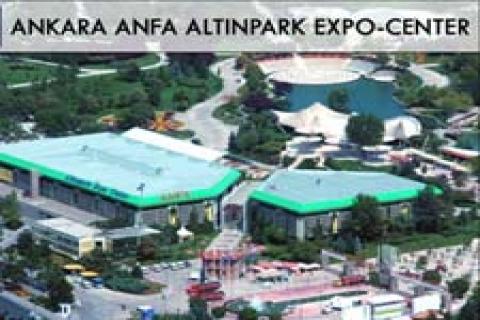 21. Uluslararası Yapı fuarı 2008 Ankara'da açıldı