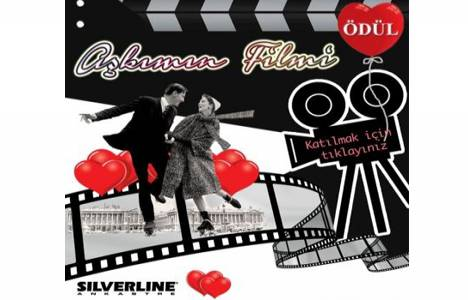 Silverline Ankastre'den Facebook'ta Aşkımın Filmi yarışması!