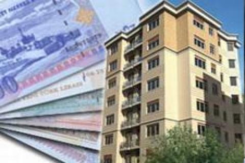 BDDK raporuna göre konut fiyatları artmaya başladı